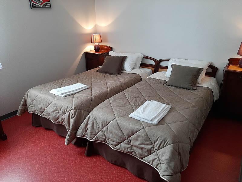 chambre hotel Le Grand Air