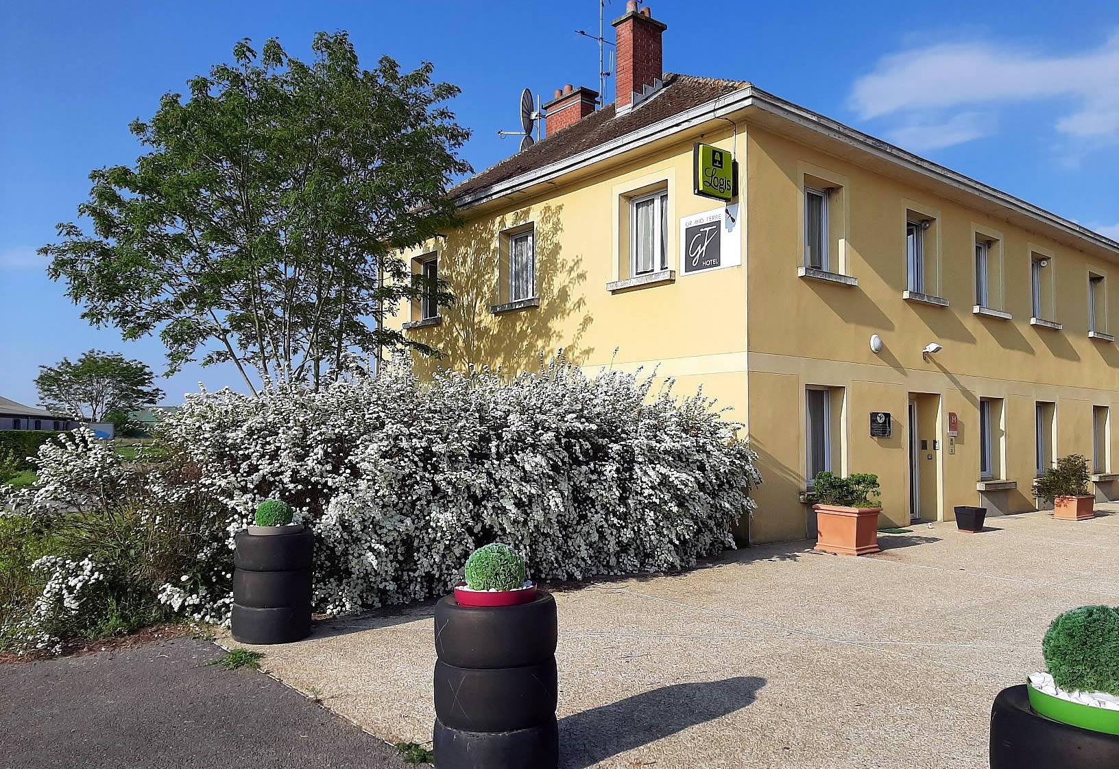 Hôtel et bungalows Le Grand Terre